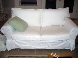 Review Ikea Sofa Bed Furniture Get A Modernized Look For Your Ikea Ektorp Slipcover