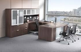 Business Office Desks Splendid Design Ideas Commercial Office Desks Modest Decoration