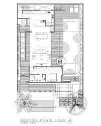 Three Story Townhouse Floor Plans by Situated In An Intense Residential Area Of South Jakarta Ben