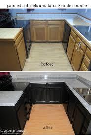 kitchen best 25 painted granite countertops ideas on pinterest