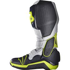 fly maverik motocross boots fox racing 2016 limited edition instinct a1 kroma boots grey