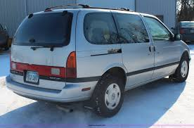 nissan quest 1994 1994 mercury villager gs van item h1330 sold march 19 v