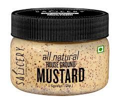 ground mustard house ground mustard