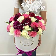 Flowers For Mom 135 Best Flowers In A Box By La Reine Des Fleurs Images On
