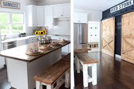 wallpaper kitchen ideas image farmhouse kitchen ideas wallpapers lobaedesign