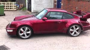 porsche 930 turbo for sale heavily modified porsche 911 turbo for sale on ebay youtube