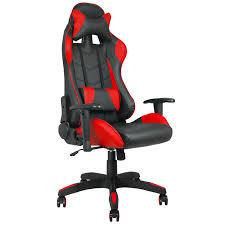 fauteuil baquet de bureau fauteuil baquet type racing imitation cuir noir et bureaux pour
