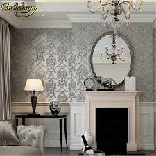 aliexpress com buy beibehang non woven wallpaper for bedroom