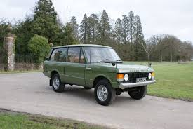 classic land rover 1973 range rover classic coys of kensington