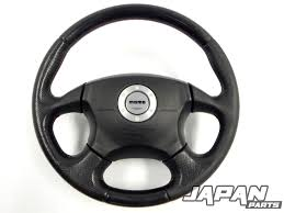 02 03 subaru impreza wrx sti version momo steering wheel japan