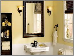 what is a good color for small bathroom with no windows