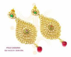 gold earrings for women images gold earring for women