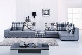 exciting furniture small spaces modern living room design with