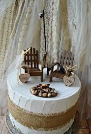 fishing wedding cake toppers cing fishing outdoors wedding cake topper fishing groom