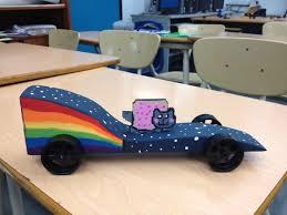in design class in design class co2 cars pics