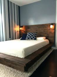 Platform Bed Ideas Diy King Platform Bed Frame Conceptcreative Info