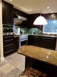 revamp kitchen in black u2013 patrician design