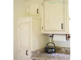 diy curved pediment on small washstand timeless creations llc