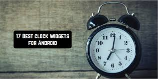 best clock widget for android 17 best clock widgets for android free apps for android ios