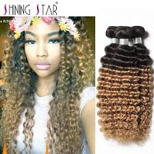 Really Cheap Human Hair Extensions by Online Get Cheap Curly Extensions Blonde Aliexpress Com Alibaba