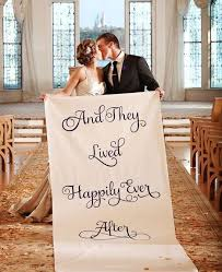 Aisle Runners For Weddings When Are Aisle Runners Used