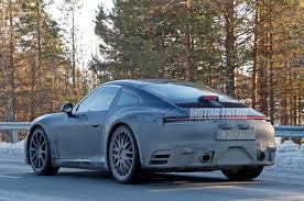 camo porsche 911 spy shots next gen porsche 911 rides again