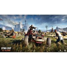 dying light ps4 game dying light the following enhanced edition ps4 game ozgameshop com