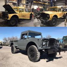 jeep kaiser 6x6 m715 kaiser jeep shipped idaho boyce equipment