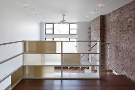 pretty room divider screens in staircase modern with loft style