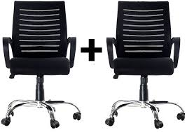 Office Chairs With Price List Buy Regent Office Chair Buy Two At Price Of One Online In India At