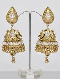 jhumka earrings online large jhumka earring online indian bangles buy indian