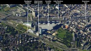 Trains In Europe Map by On High Speed Rail City Building And A Visionary French Mayor