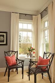 Curtain Rods For Windows Close To Wall Corner Window Curtain Rod With Regard To Invigorate Csublogs Com