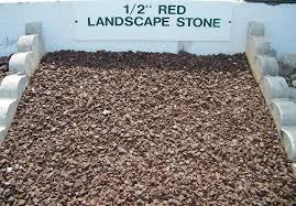Red Landscape Rock by 20 Landscaping Stones Electrohome Info