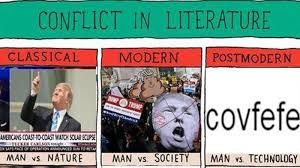 What Is Your Meme - conflict in literature know your meme