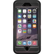 Otterbox Defender Series Rugged Protection Iphone 6 Plus 6s Plus Otterbox Defender Case Walmart Com