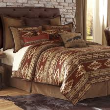 Jersey Comforters Sonorah Southwest Comforter Bedding By Veratex