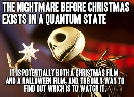 Nightmare Before Christmas Meme - schr禧dinger s nightmare before christmas imgur
