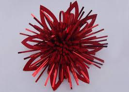 self adhesive ribbon shinny pet self adhesive fancy bows for hair pre made gift