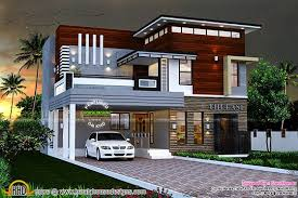 Latest Home Design In Kerala Extremely Creative Modern Contemporary House Plans In Kerala 9