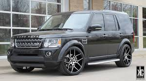 2016 land rover lr4 black kc trends showcase giovanna haleb 22x10 5 black machined