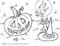coloring pages for halloween printable 91 best halloween activity pages for kids images on pinterest