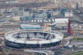 Rio Olympic Venues Now Olympic Gold Going Green In London Only A Game
