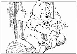 winnie pooh coloring pages 25 coloring kids