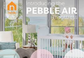Crib Mattress Fit by Introducing The Pebble Air Nook U0027s New Featherweight Baby
