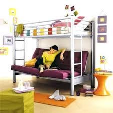 mezzanine avec canapé lit mezzanine banquette clic clac lit mezzanine 2 places avec canape