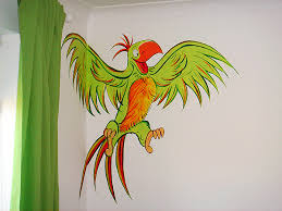 Cartoon Wall Painting In Bedroom Childrens Murals London Childrens Murals London Mural Artist