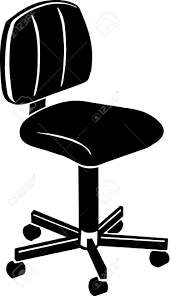 Vinyl Swivel Chair by Office Chair Vinyl Ready Royalty Free Cliparts Vectors And Stock