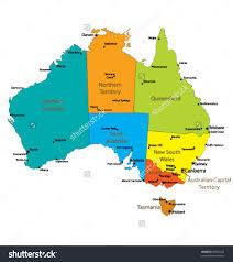 major cities of australia map major cities of australia map major tourist attractions