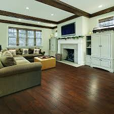 Laminate Flooring Baltimore Shop Style Selections Plus 6 14 In W X 4 52 Ft L Hs Barrel Hickory